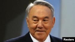 Қазақстан президенті Нұрсұлтан Назарбаев. Астана, 14 желтоқсан 2012 жыл.