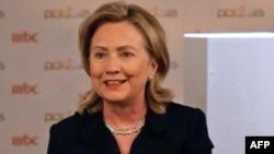 هیلاری کلینتون، وزیر امور خارجه آمریکا