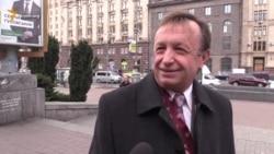 Отношение киевлян к «энергоблокаде» Крыма (видео)