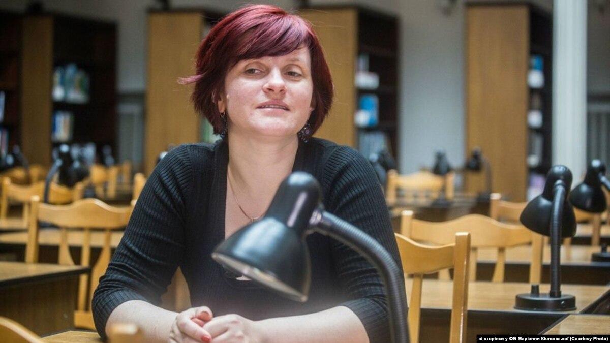 Голоса Бабьего яра ожили в поэзии Марианны Кияновской