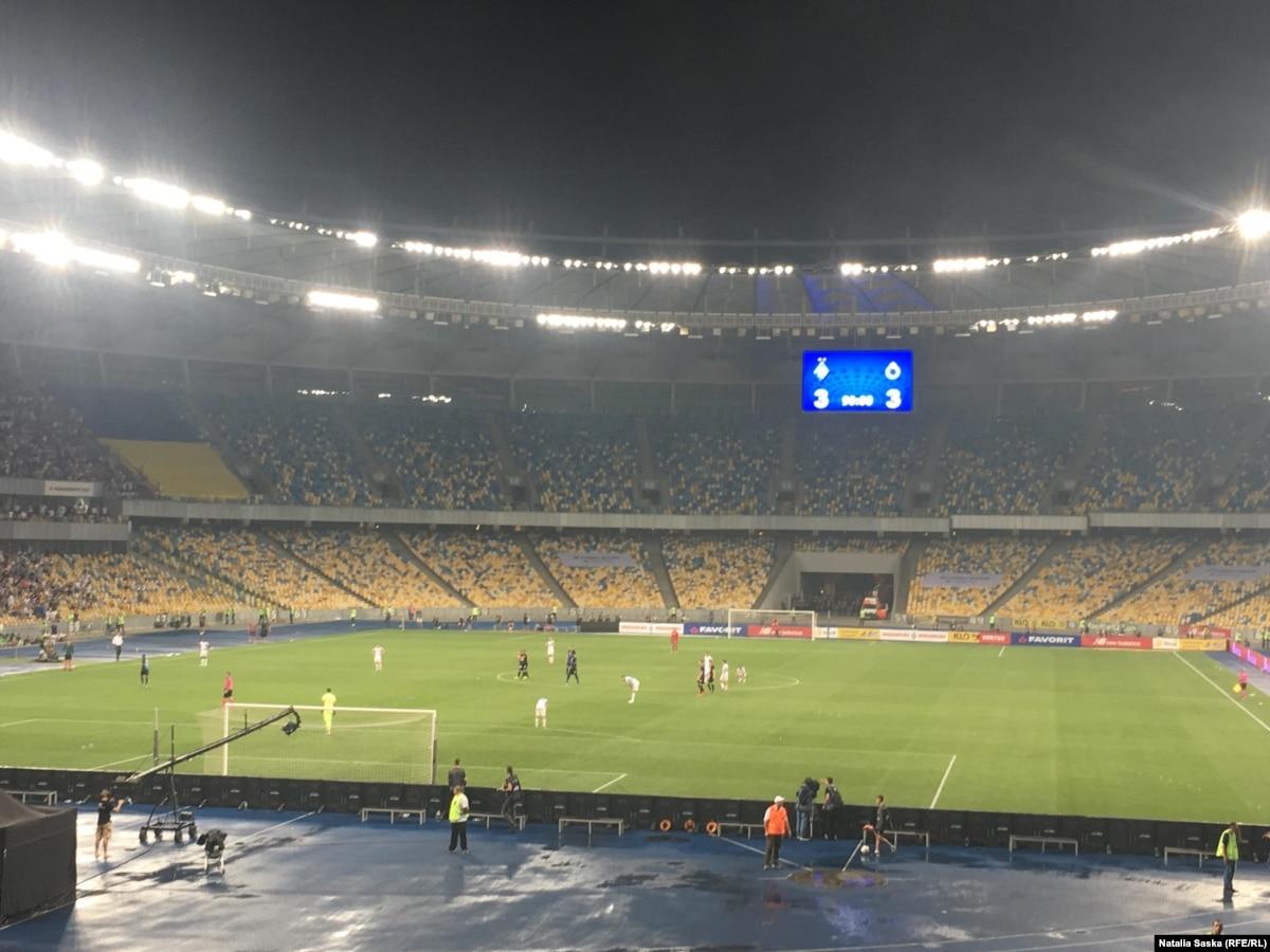 3:3: «Динамо» не смогло обыграть «Брюгге» и завершило выступления в Лиге чемпионов
