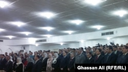قضاة عراقيون جدد يؤدون القسم