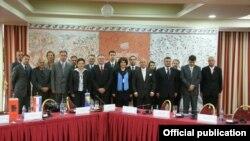 Учесниците на регионалната конференција во Битола