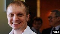 Председатель Новосибирского отделения партии РПР-ПАРНАС Егор Савин