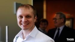 Егор Савин перед первыми новосибирскими праймериз в 2015 году