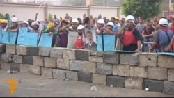 Временный президент Египта Адли Мансур принял присягу