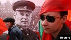 Празднование Дня Победы в Москве. 9 мая 2017 года