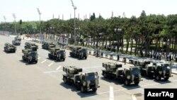 Bakıda hərbi parad - 2011