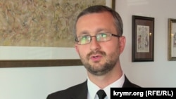 Перший заступник голови Меджлісу кримськотатарського народу Наріман Джелял