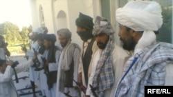 افراد طالبان در ولایت هرات