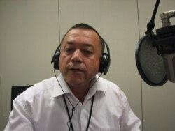 Журналист Исмат Хушев билан суҳбат