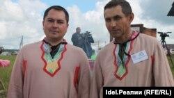 Андрей Сергиванов (слева) и Юрий Ильдуков
