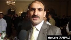 د اطلاعاتو او فرهنګ وزارت مرستیال زردشت شمس