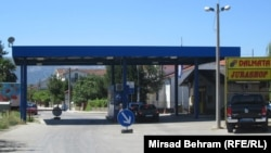 Granični prelaz Gabela