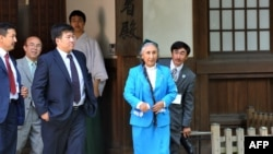 Рабия Кадыр, лидер движения уйгуров в мире