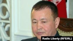 جماهير انوري وزير المهاجرين الافغاني