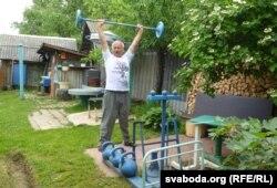 Уладзімер Собалеў можа даць фору і маладзейшым