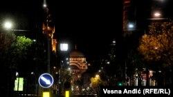Ilustrativna fotografija, Beograd 19. mart 2020.