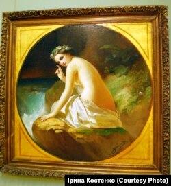Генріх Семирадський «Мавка», 1869 рік