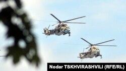 По словам Изория, принято решение о модернизации и оснащении оборудованием нового поколения уже состоящих на вооружении самолетов и вертолетов