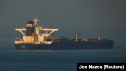 Tanker Grace 1