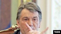 Президент Украины Виктор Ющенко решил распустить Верховную Раду