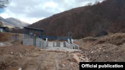 """Изградба на мала хидроелектрана на Крапска река на Јакупица која е Емералд подрачје. """"Еко-свест."""""""