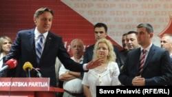 SDP i njen predsjednik Ranko Krivokapić