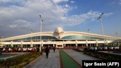 Ашхабаддагы аэропорт