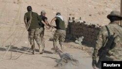 Zvaničnici iračkih specijalnih snaga saopštili su da ih je jutros u Mosulu napao bombaš samoubica