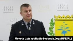 Начальник главного управления Нацполиции в Донецкой области Николай Семенишин