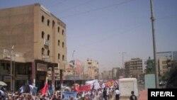 مسيرة بمناسبة ثورة 14 تموز