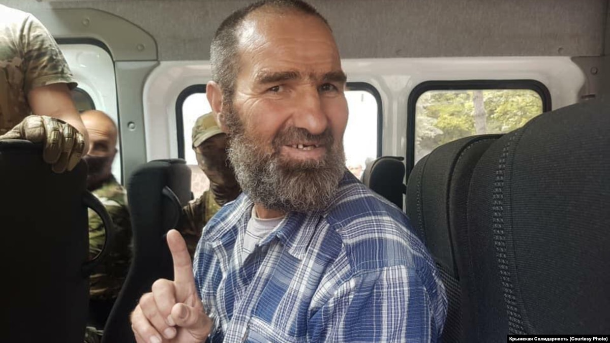 Eight Crimean Tatars Jailed On Extremism Charges