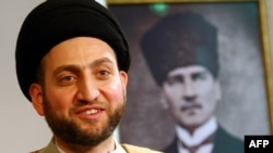 Ammar al-Hakim, leader of the Supreme Islamic Iraqi Council