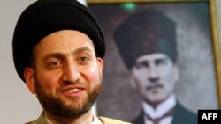 Ammar al-Hakim, leader of the Supreme Islamic Iraqi Council