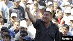 Жалал-Абаддагы митинг, 20-май.