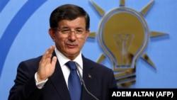 Түркиянын премьер-министри Ахмет Давутоглу
