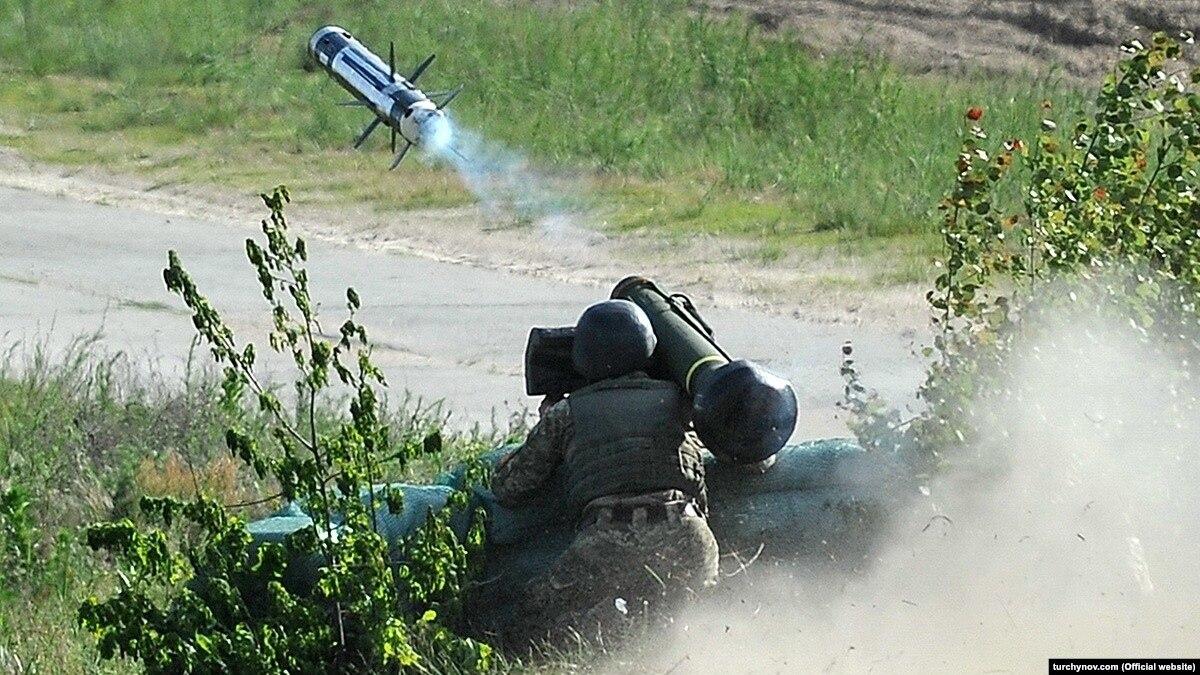 США доверяют Украине, потому передают сверхсовременную оружие – Самусь о джавеліни