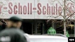 Школа, в которой произошла трагедия, находится в Эмсдеттене (земля Северная Рейн-Вестфалия)