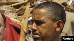Обама дар Тускалуза