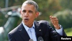Операция в Ираке потребует времени - предупреждал Барак Обама во время выступления 9 августа