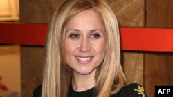 Singer Lara Fabian (file photo)