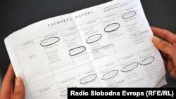 Raspored časova Osnovne škole u Konjević Polju