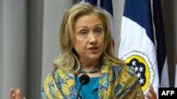 Хиллари Клинтон, 22 марта 2012