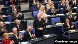 Pamje nga një seancë e mëparshme e Parlamentit të Gjermanisë