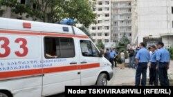 Arxiv foto: Tbilisi