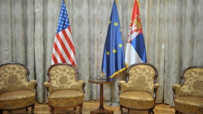 Zvaničnici u Beogradu ponavljaju da je spoljno-politički cilj Srbije - EU