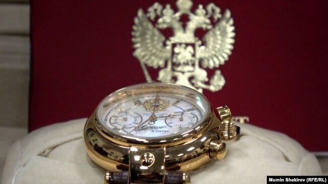 Подарок президента России