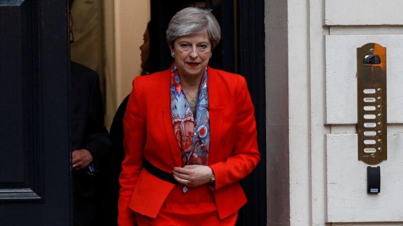 тереза мэй отказалась уходить отставку парламентских выборов