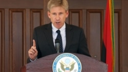 U.S. Ambassador to Libya Chris Stevens took up his post in May.